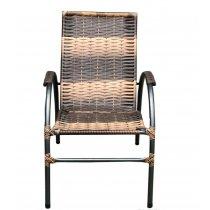 Cadeira De Varanda Artesanal Móveis Famais