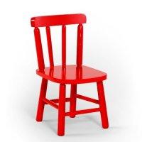 Cadeira Infantil Vermelha Disamóveis