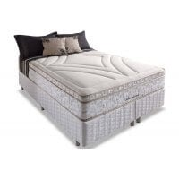 Cama Box + Colchão Queen Size American Maxspring - Herval 158x198x61