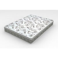 Colchão Casal Queen Size Newsonno Master One Face 158x198x35