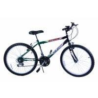 Bicicleta Aro 24 M.Stroll Verde C/ Preto Dalannio Bike